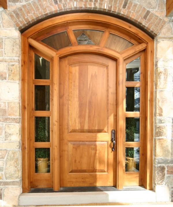 Puertas de aluminio for Fabrica de aberturas de madera