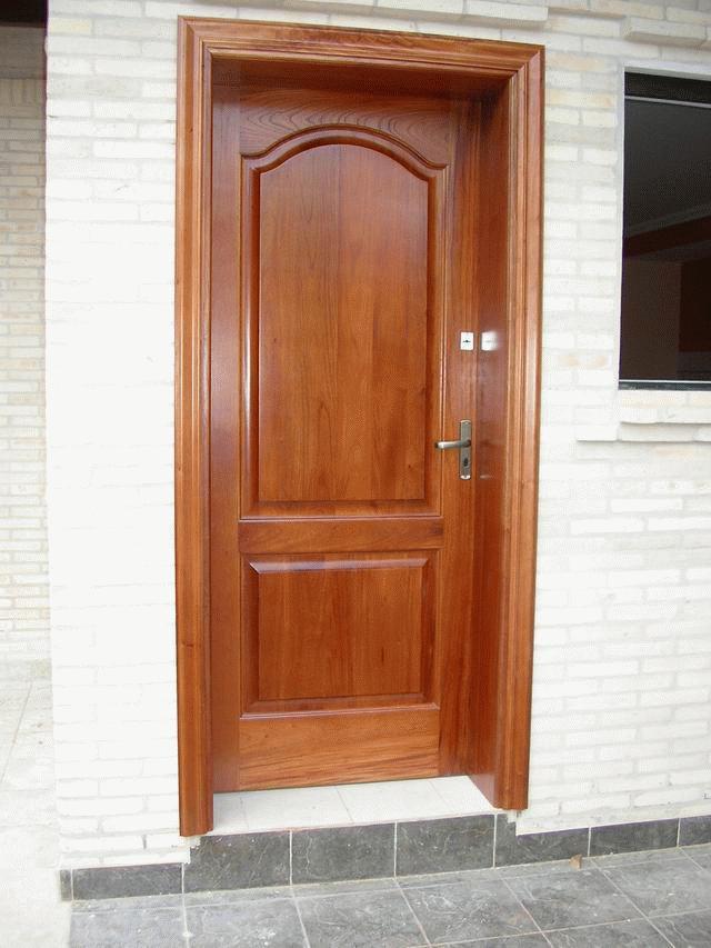 Puertas Redondas De Madera - Ideas De Disenos - Ciboney.net