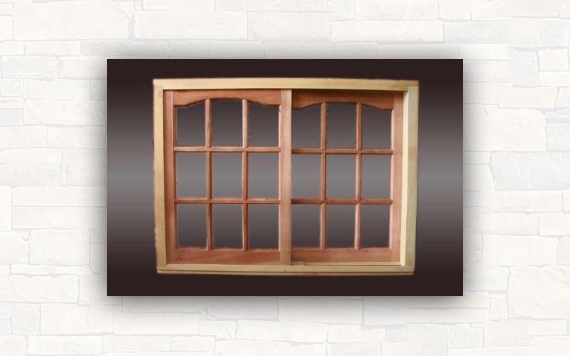 Ventanas de madera for Fabrica de ventanas de madera en buenos aires
