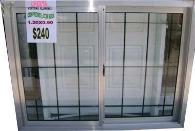Casa residencial familiar instalacion de ventanas for Instalacion de ventanas de aluminio